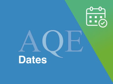 News Aqe Dates